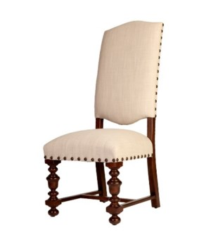 Casablanca Tall Side Chair
