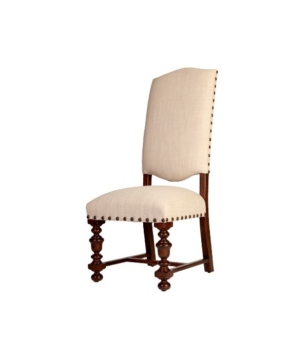 Casablanca Tall Side Chair