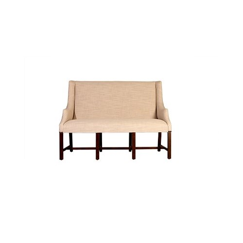 "Simon 60"" Wing Settee"