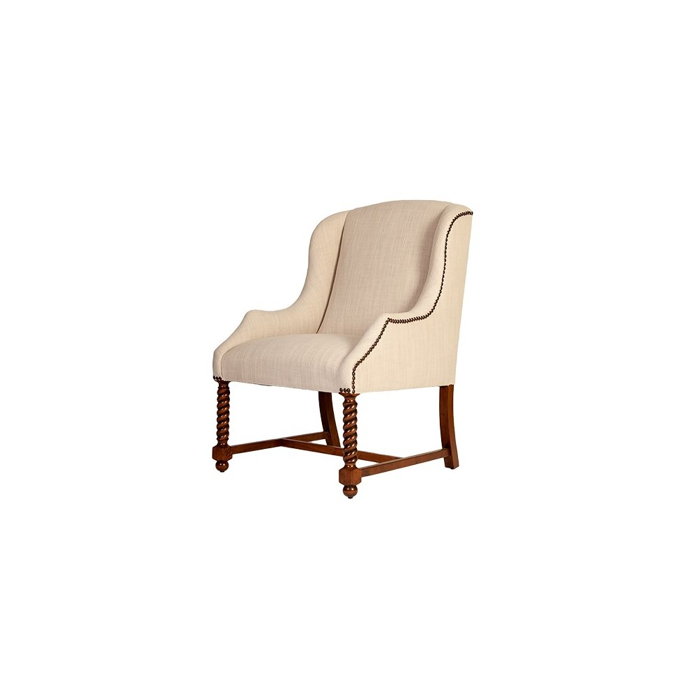 Vintage Wing Chair