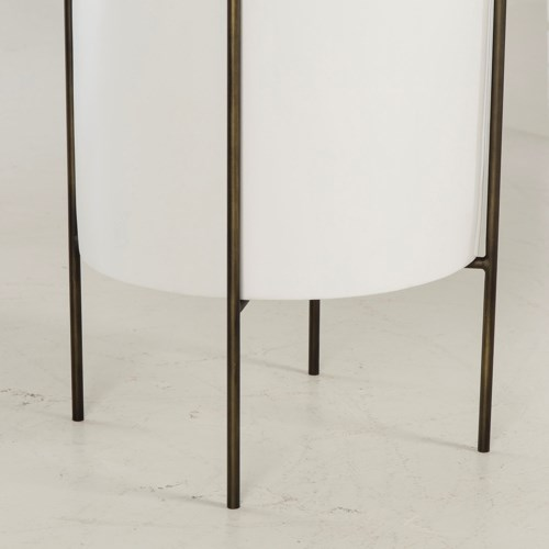 "Danica Side Table - 17"" Tube"
