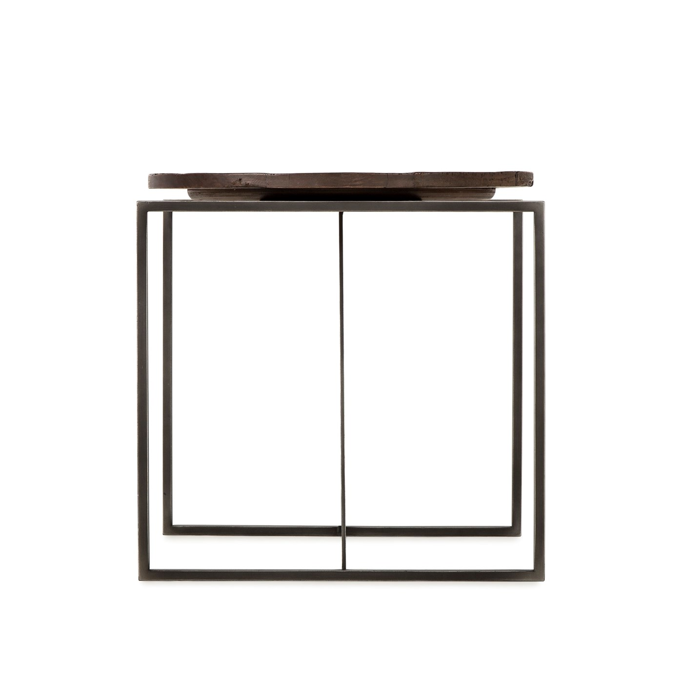 Georgina Side Table - Peroba