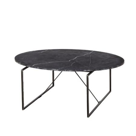 Georgina Coffee Table - Black Marble