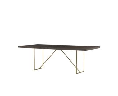 "Bridge Dining Table - 90""W"