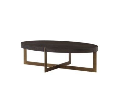 Bryan Coffee Table - Oval