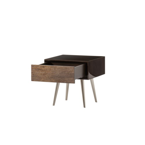 Almera Side Table - With Drawer