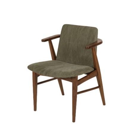 Sienna Chair - Green Canvas