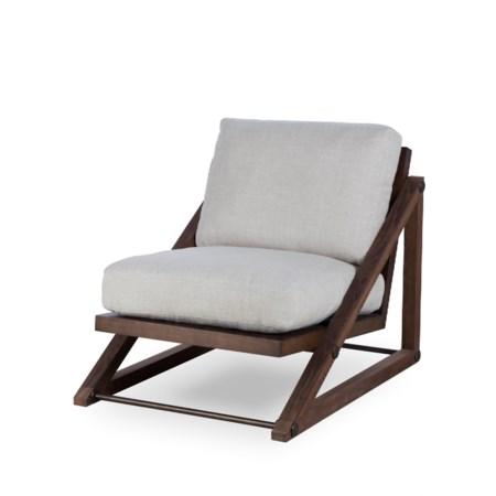 Teddy Chair - Marbella Oatmeal
