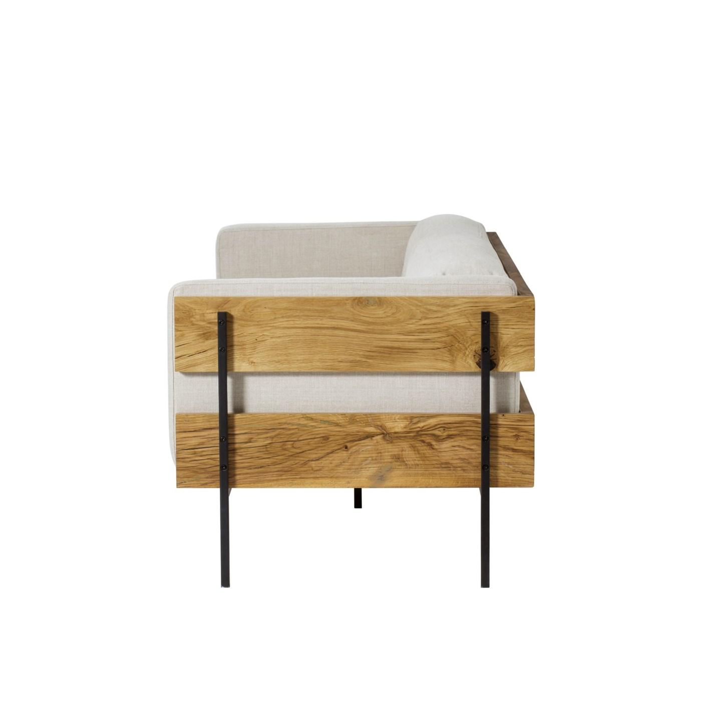 Carson 2 Seater Sofa - Marbella Oatmeal