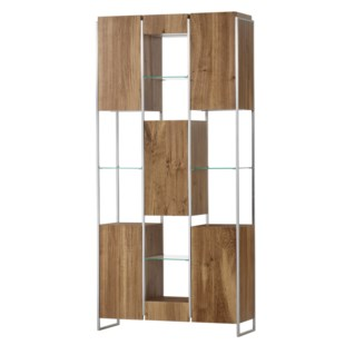 Marley Bookcase - Large Light Oak