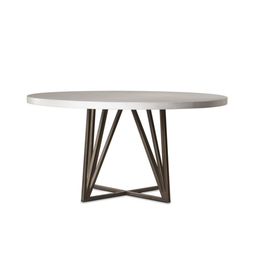 """Emerson Dining Table - 72"""" Dia."""
