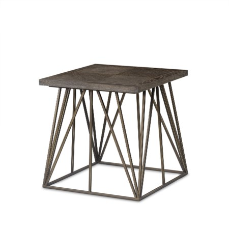 Emerson Side Table - Square
