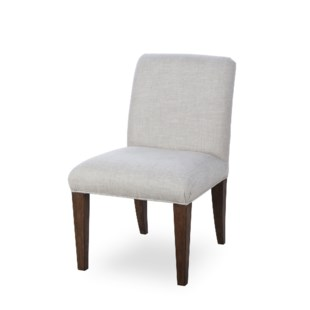 Aaron Side Chair - Textured Linen
