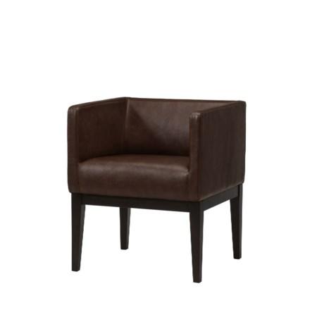 Newport Dining Chair - Dalmor Vintage Cognac