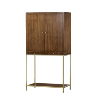 Copeland Bar Cabinet - With Light