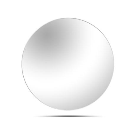 """Marcy Mirror - Round 48""""/Nickel"""