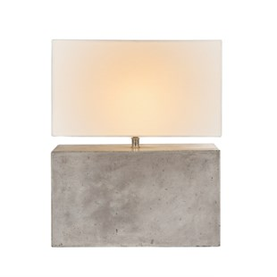 Untitled Lamp - Large / White Shade / 120v US