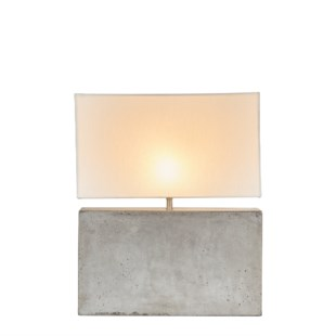 Untitled Lamp - Medium / White Shade / 120v US