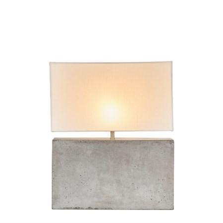 Untitled Lamp - Medium / White Shade / 120v US