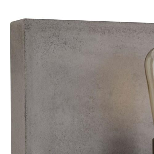 Factory Sconce - Single / Aged Brass / 120v US