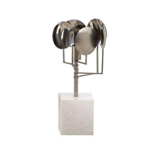 Sun Lamp - Stainless Steel / 120v US