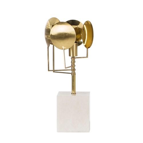 Sun Lamp - Brass / 120v US