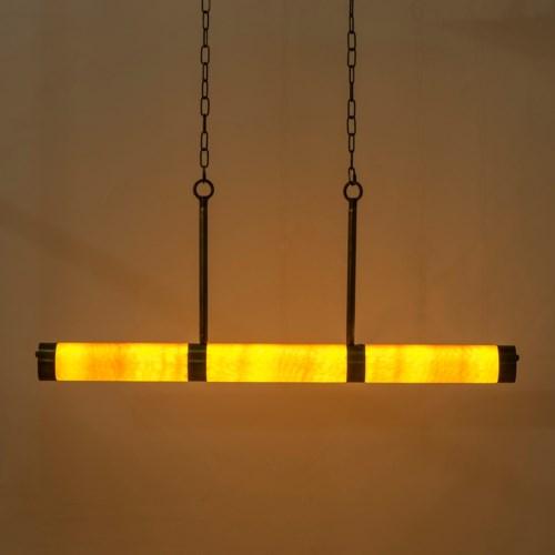 Stream Light - Gold Marble / 120v US