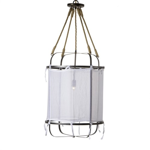 French Laundry Light - Small / White / 120v US