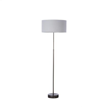 Gear Floor Lamp - Bronze / 120v US