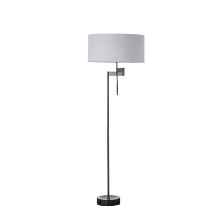 Gear Floor Swing Lamp - Bronze / 120v US