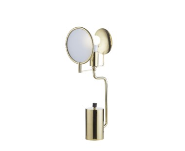Eclipse Table Lamp - Brass