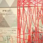 Vintage Map - Prague