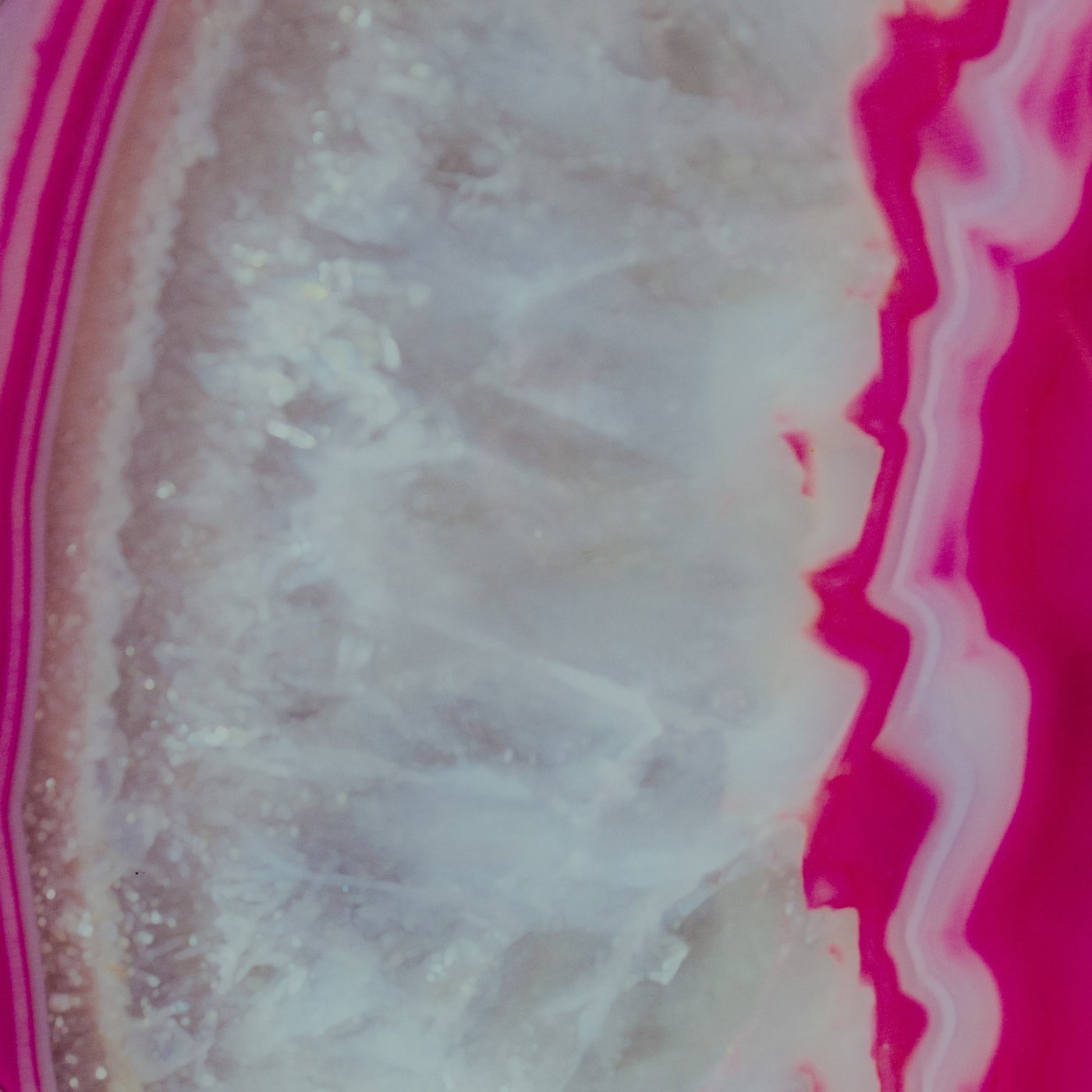 Geode Glass Print - Medium