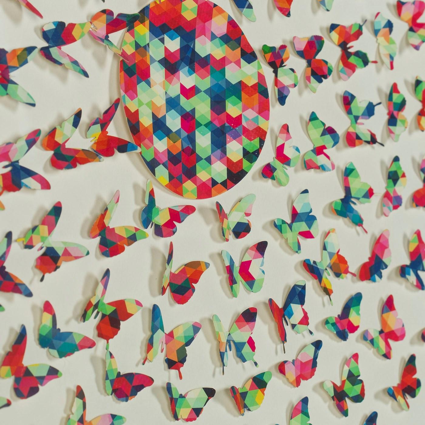 Laser Cut - Butterflies
