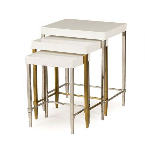 Formal Nesting Table