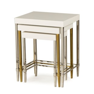 Formal Nesting Table