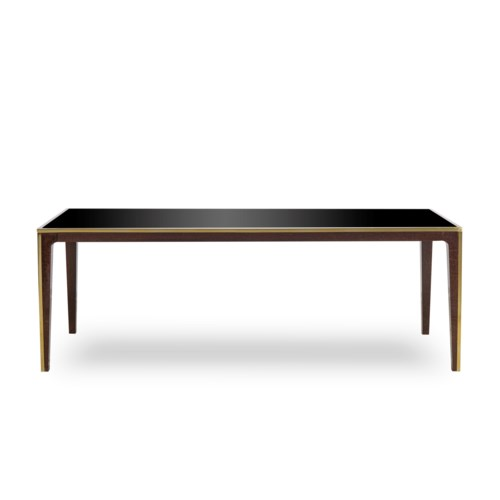 Silhouette Dining Table - 86""