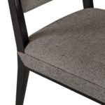 Reform Side Chair - Black / Winston Speckle