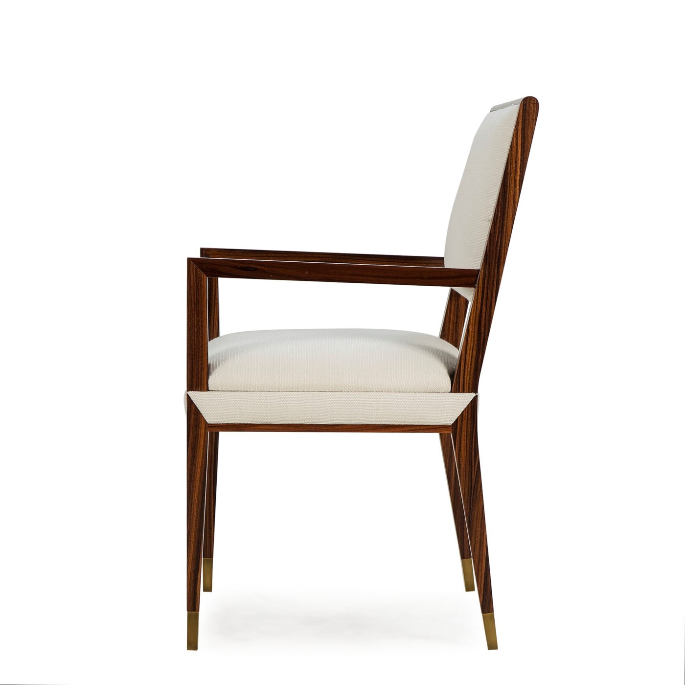 Reform Arm Chair - Rosewood / Misha Cream