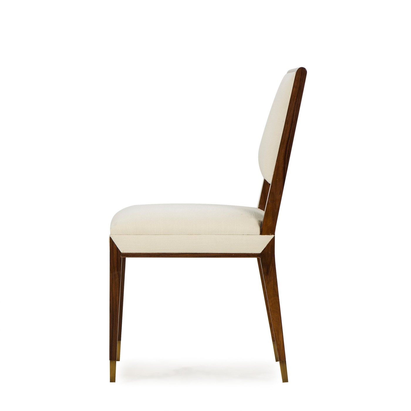 Reform Side Chair - Rosewood / Misha Cream