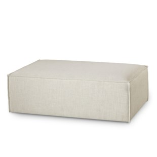 Charlton Modular Sofa - Ottoman / Madison Dove