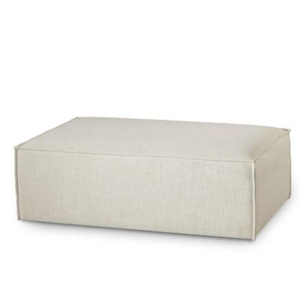 Charlton Modular Sofa - Ottoman / Madison Dove