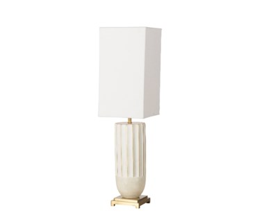 Empress Lamp - White