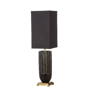 Empress Lamp - Black / 120v US