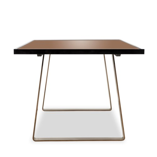 Joplin Dining Table - Glass