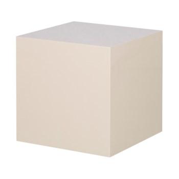 Morgan Accent Table - Square / Pebble Lacquer