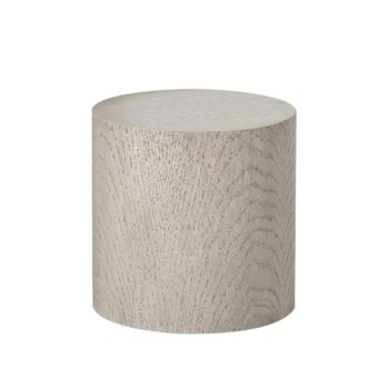 Morgan Accent Table - Round / Oak