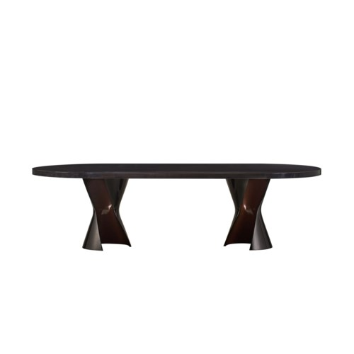 Ned Dining Table - Oval