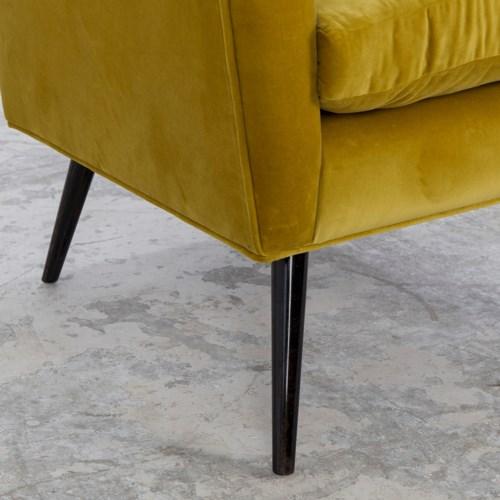 Marlow Occasional Chair - Vadit Lemon