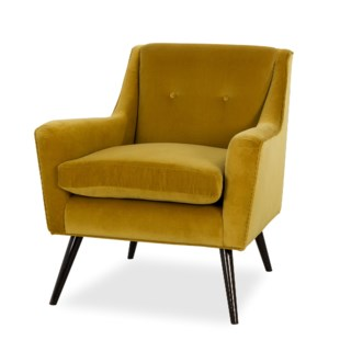 Marlow Occasional Chair - Vadit Lemon